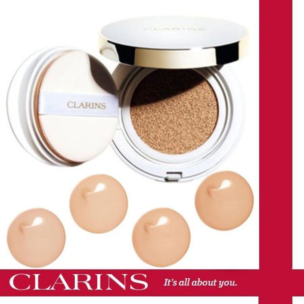 論理的好奇心事前にクラランス エヴァー ラスティング クッションファンデーション 各4色 -CLARINS- #103アイボリー