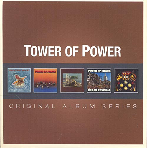 Tower of Power Original Album Series