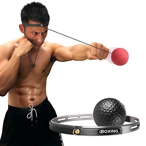 パンチングボール i-FSK ボクシンググッズ 軽量 格闘技 練習用ボール トレーニング ストレス発散
