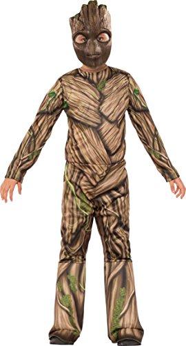 Guardians of the Galaxy Vol. 2 H/S GROOT Costume Sサイズ/ガーディアンズ オブ ギャラクシー グルート コスチューム キッズ ハロウィン 仮装 コスプレ