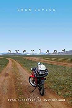 Overland by [Levick, Ewen]