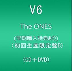 【早期購入特典あり】The ONES(DVD付)(初回生産限定B盤)(オリジナルICカードステッカー付)