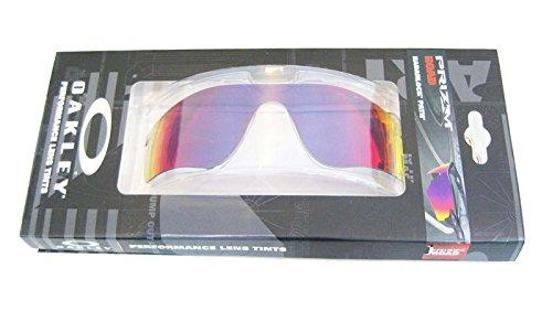 オークリー レーダーロックパス プリズム ロード 交換用レンズ