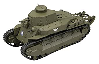 ファインモールド ガールズ&パンツァー 劇場版 八九式中戦車甲型 1/35スケール プラモデル 41106