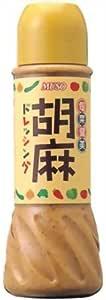 ムソー 旬菜健美・胡麻ドレッシング 390ml