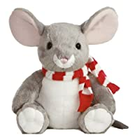 "Aurora World Merry Mouse 13.5"" Plush [並行輸入品]"