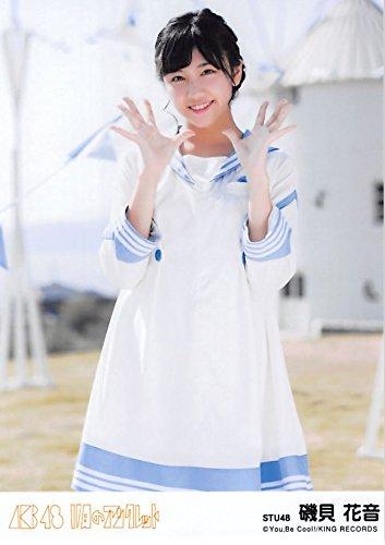 【磯貝花音】 公式生写真 AKB48 11月のアンクレット ...