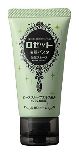ロゼット 洗顔パスタ 海泥スムース ミニ (30g) 洗顔フォーム