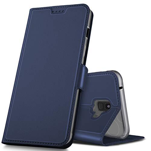Msova docomo Galaxy Feel2 SC-02L ケース Galaxy Feel2 SC-02L手帳型ケース スタンド機能付き 高級感 Gal...