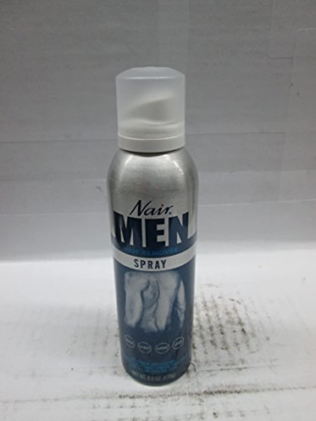 椅子天お酢Nair For Men Hair Remover 160 ml (並行輸入品)