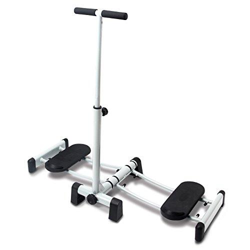 Gorix レッグスライダー 自宅でできるエクササイズ レッグマシン 美脚足 ダイエット 横向きスライド運動開...