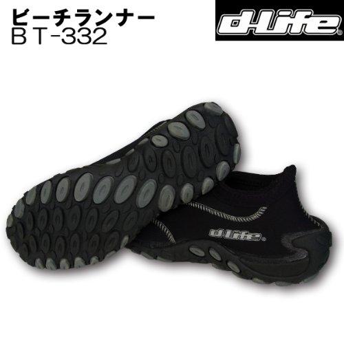 dlife[デライフ]ビーチランナーBT-332Dウォーターシューズ[マリンシューズ] (XL[28-29cm])