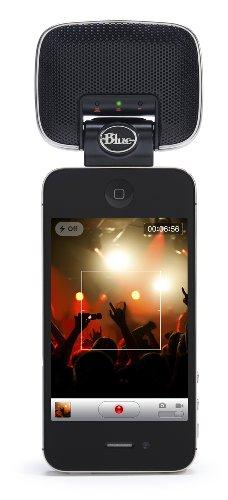 Blue(ブルー) Microphones Mikey Digital iPhone/iPod/iPad用ポータブル レコーディングツール  『並行輸入品』