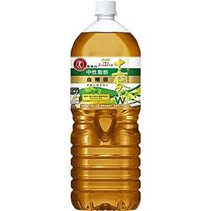 [トクホ] アサヒ飲料 食事と一緒に十六茶W(ダブル) 2000ml×6本