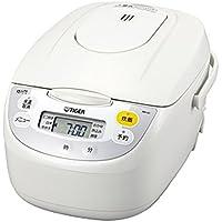タイガー 炊きたて マイコン炊飯器 1升 JBH-G181W JBH-G181-W