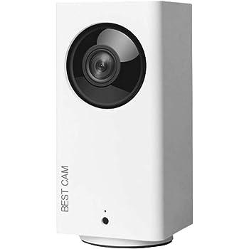 WTW塚本無線 BEST CAM 自動追跡 防犯カメラ 1080P 白 WTW-IPW108