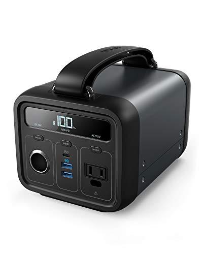 【停電対策】Anker PowerHouse 200 (213Wh / 57600mAh 正弦波ポータブル電源) 21,232円送料無料!【12/9まで】