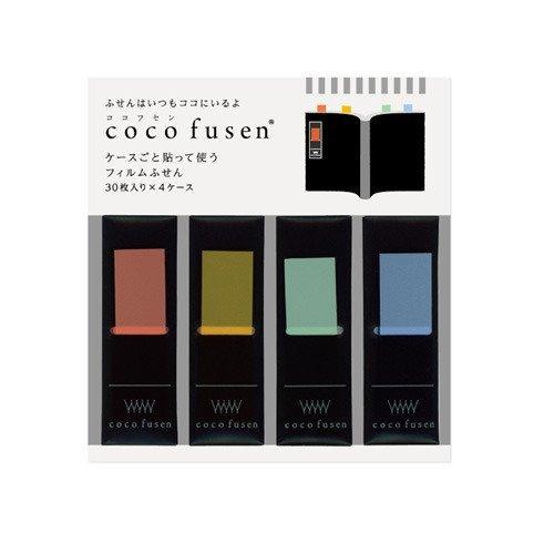 coco fusen(ココフセン) COLOR【レッド(クロケース)】 CF-1003