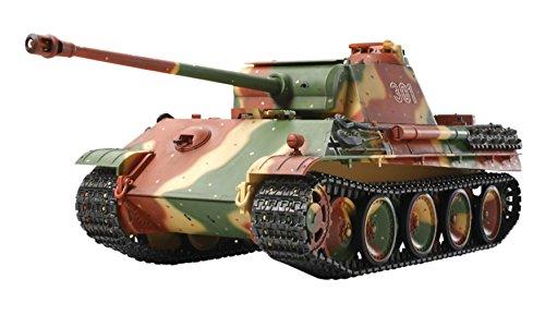 1/16 電動RCタンクシリーズ No.21 ドイツV号戦車 パンサーG型 フルオペレーション