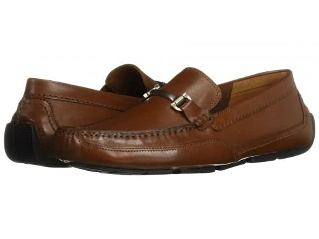 月満足させるガジュマルClarks(クラークス) メンズ 男性用 シューズ 靴 ローファー Ashmont Brace - Cognac Leather [並行輸入品]
