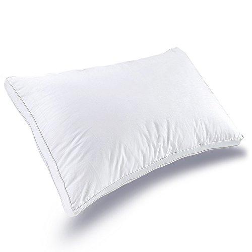 枕 安眠 快眠枕 通気性抜群 肩こり対策 頸椎サポート 頭痛改善 頚椎・頭・肩をやさしく支える健康枕 高反発 睡眠改善 いびき防止 丸洗い可能 (ホワイト)