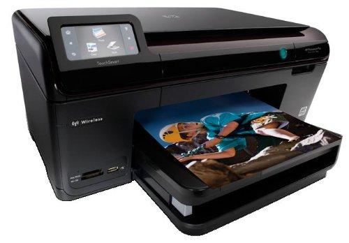 HP Photosmart 無線・大型タッチスクリーン搭載 黒顔料・4色独立インク A4インクジェット複合機 B209A