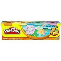 Play-doh Pastel Colors - 4 Pack [並行輸入品]