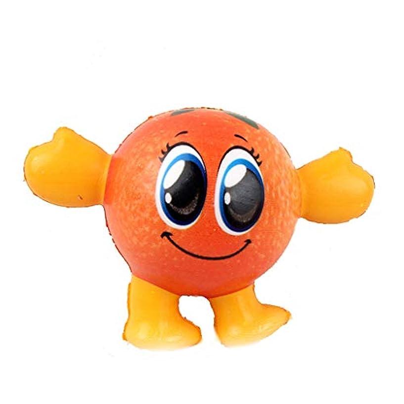 熱心三十経度GOOD lask スクイーズミニ面白い笑顔フルーツ、スーパースローライジング玩具減圧おもちゃパーティーの装飾ギフト用子供キッズ (D)
