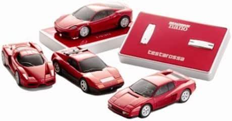 1/58 REALDRIVE nano 1/58スケールシリーズ I/R フェラーリ テスタロッサ