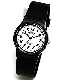[キューアンドキュー ファルコン]Q&Q チープシチズン 腕時計 10気圧防水 ラバー レディース キッズ VP46 VP46-852 ブラックホワイト [並行輸入品]