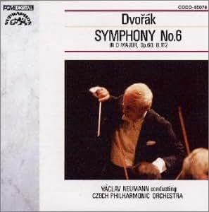 ドヴォルザーク:交響曲第6番