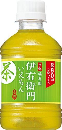 緑茶 伊右衛門 ペット 280ml