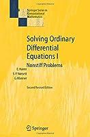 Solving Ordinary Differential Equations I: Nonstiff Problems (Springer Series in Computational Mathematics)