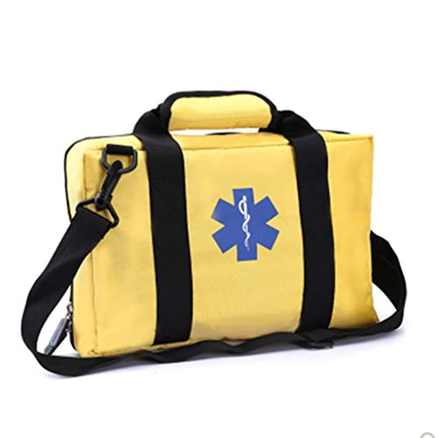 ロケーション折る靴緊急用バッグ ホームトラベル自給式医療キット地震救急キットホーム救急箱/ 34 X 4.5 X 24 CM HMMSP