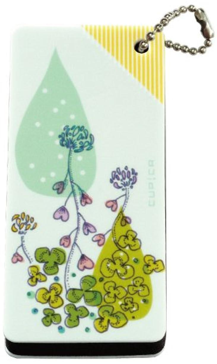 マニフェスト花瓶電子爪みがきキュピカ! クローバーイエロー