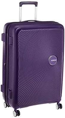 [アメリカンツーリスター] スーツケース SOUND BOX サウンドボックススピナー77 無料預入受託サイズ 97L 77cm 4.2kg 32G*91003 91 パープル