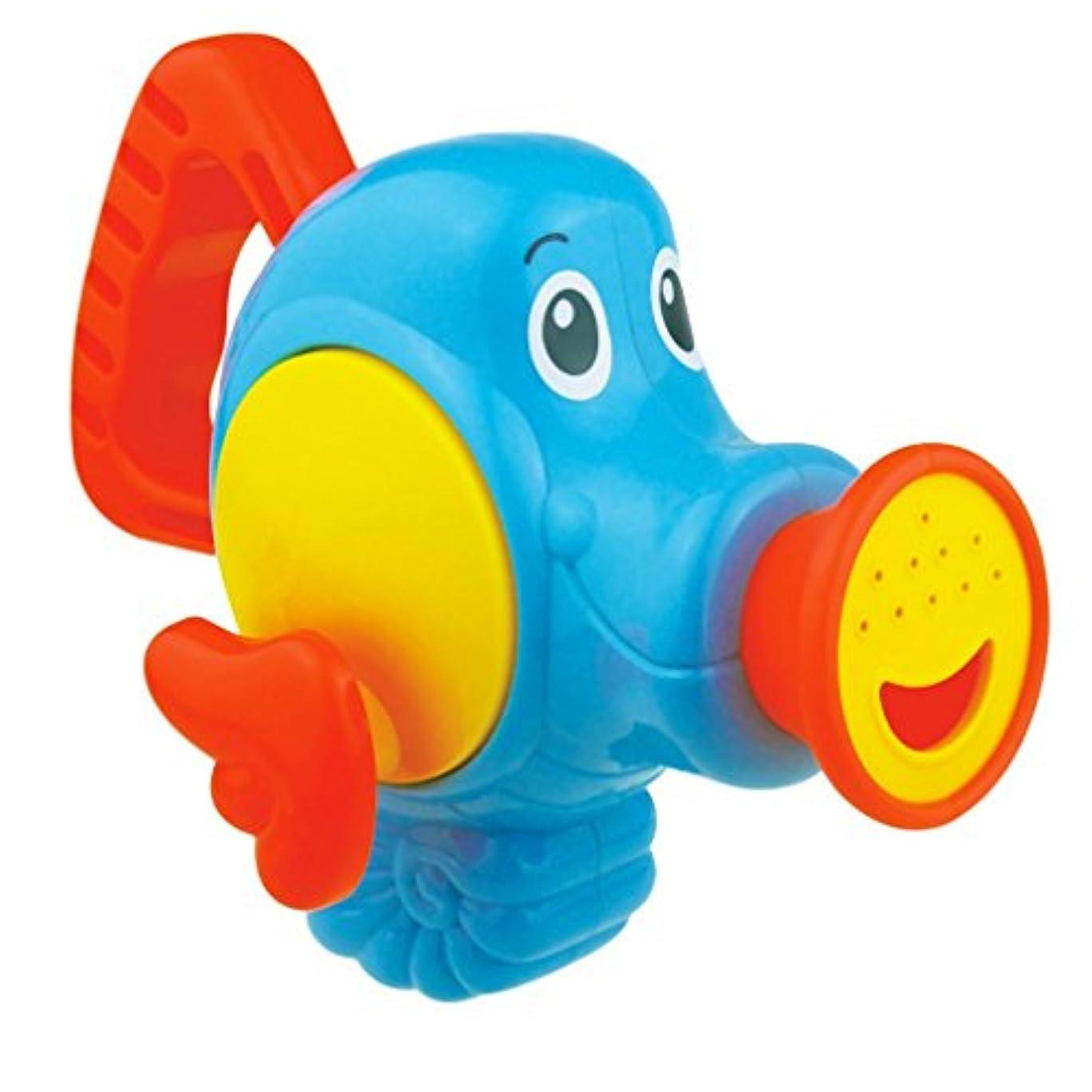 必要性傾斜追放する(コ-ランド) Co-land 水鉄砲 おもちゃ お風呂おもちゃ バストイ 水遊び 可愛い 噴水 砂遊び ビーチ玩具 子供玩具 キッズ 男の子 女の子 ブルー