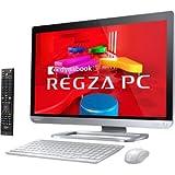 東芝 デスクトップパソコン dynabook REGZA PC D833(Office Home and Business 2013搭載) PD833T9JBMW