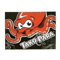 【TAKA/タカ産業】タコパラステッカー SK-4 ブラック 091535