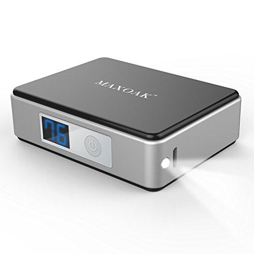 MAXOAK 5200mAhモバイルバッテリー