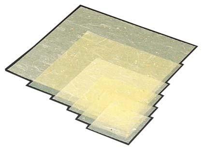 MIN(マイン ) 金箔紙ラミネート 黄 (500枚入) M30-654