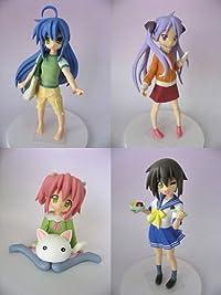figure MEISTER〈フィギュアマイスター〉 らき☆すた -ぷらいべーとコレクション- BOX