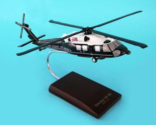 Daron Executive Series レジン製完成品 1/48 USMC VH-60D マリーン・ワン