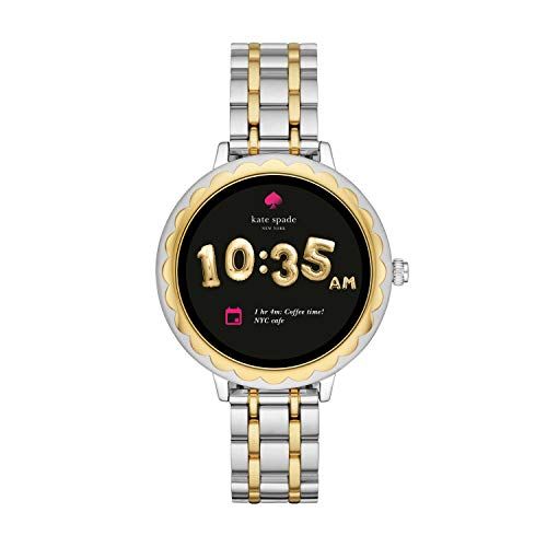Kate Spade SCALLOP TOUCHSCREEN SMARTWATCH B07FCH3CKQ 1枚目