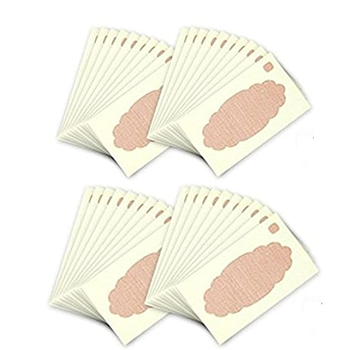トレイル倍増バングラデシュワキに直接貼る汗とりシートワイド 20枚入×2個A02