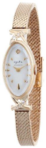 [アガット・クラシック]agete CLASSIC A.CNO.1YG時計