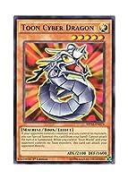 遊戯王 英語版 MP16-EN074 Toon Cyber Dragon トゥーン・サイバー・ドラゴン (レア) 1st Edition