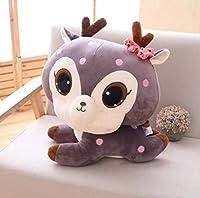 かわいいぬいぐるみぬいぐるみかわいいソフト漫画の動物の人形の誕生日プレゼント Annacboy (Color : A, Size : 30cm)