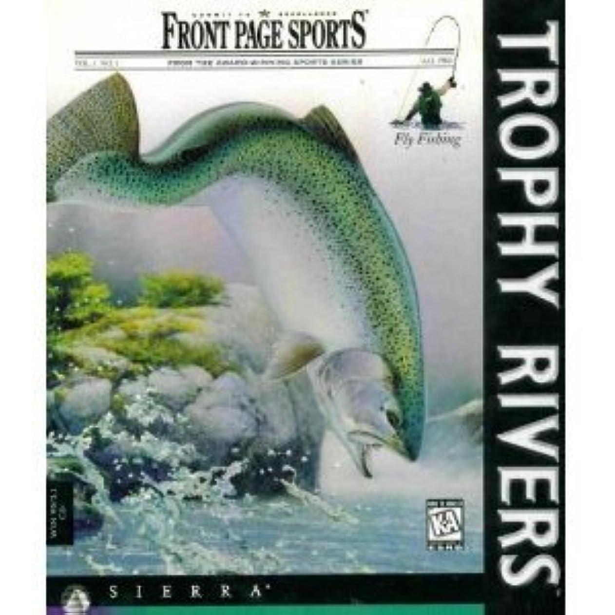ニッケルラリーまぶしさTrophy Rivers All Pro Fly Fishing (輸入版)