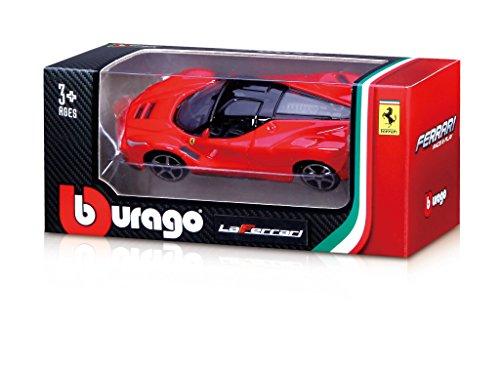 Bburago 1/64 フェラーリ F430 スクーデリア レッド